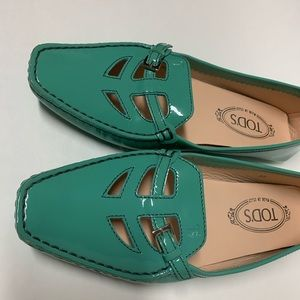 Tod's Shoes - TOD's Patent Leather Loafers